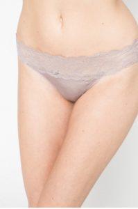Dámské spodní prádlo – Tanga Calvin Klein