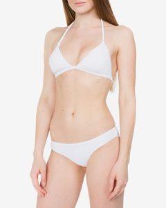 Bílé dvoudílné plavky beachwear Diesel – horní díl
