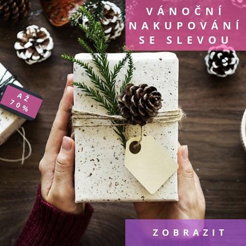 Vánoční nakupování se slevou - tipy na dárky pro ženy