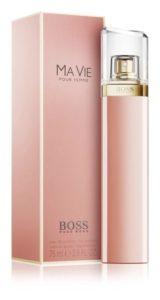 Jemný a půvabný parfém Hugo Boss Ma Vie