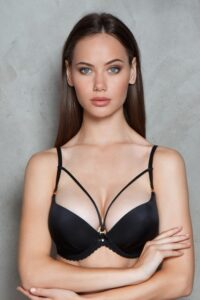 TRIPLE PUSH-UP podprsenka Bond Girl se strappy